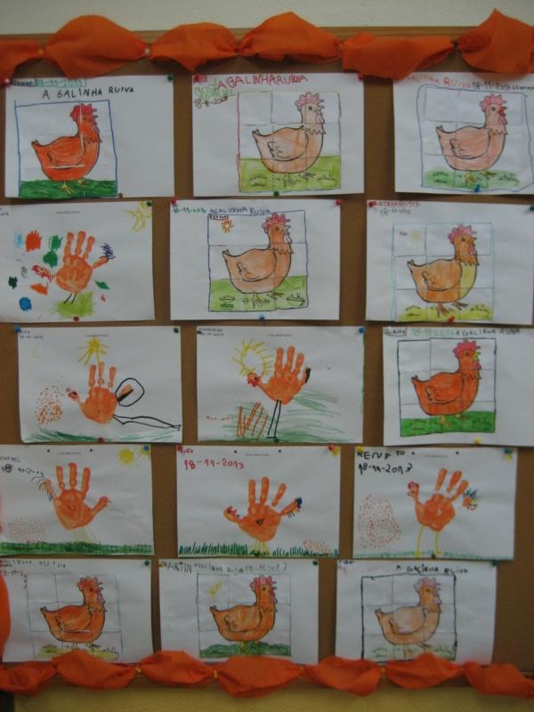 ideias para o outono jardim de infancia : ideias para o outono jardim de infancia:Agrupamento de Escolas de Proença-a-Nova